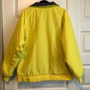 dbbd65bf5e Vintage Jackets   Coats - VINTAGE Lands  End Yellow Men s Coat Size L 42